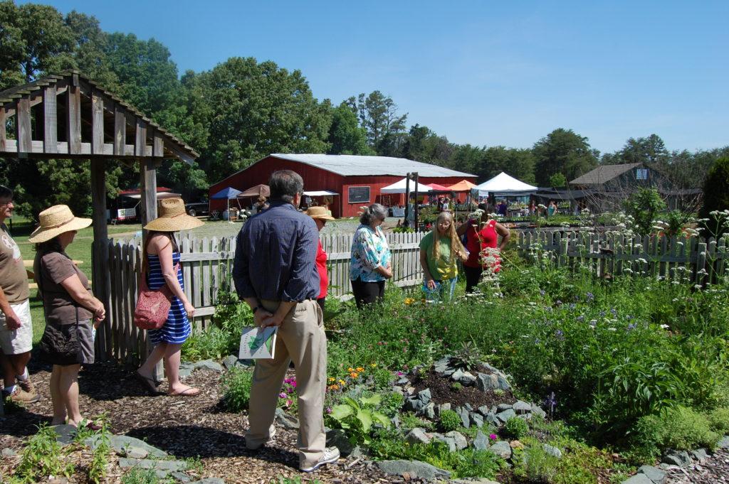 Farm & Herb Festival  Memorial Day