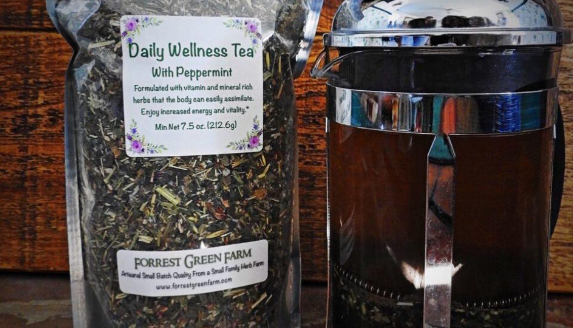 Nourishing Herbal Infusions