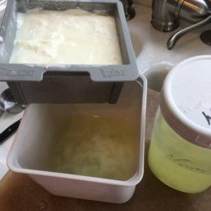 Herb Infused Yogurt Cheese