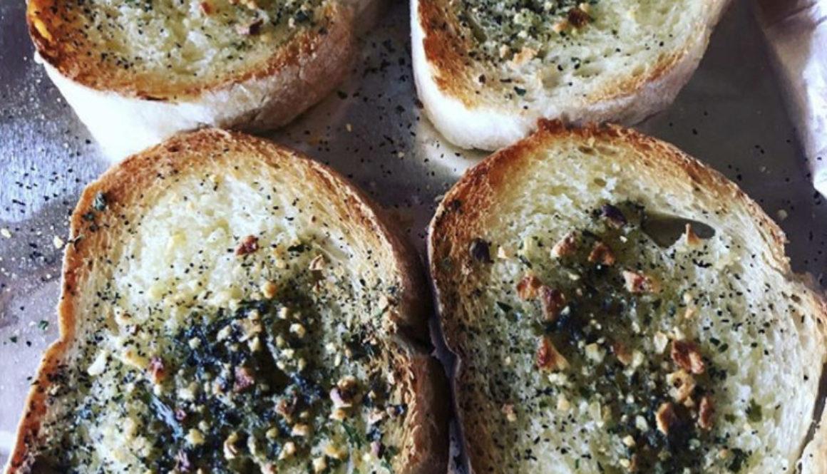 Garlicky Garlic Bread