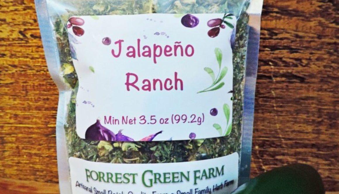 Jalapeño Ranch Dip