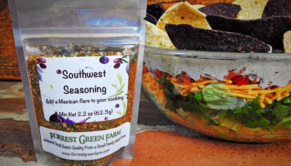 Southwest Layer Salad