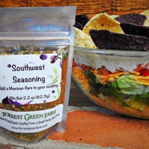 Southwest Layer Salad