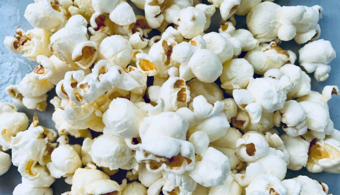 Popcorn in an Air Popper
