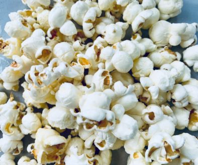 Popcorn, a Healthy Snack 🍿