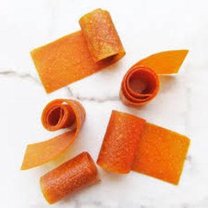 Pumpkin Fruit Roll-Ups